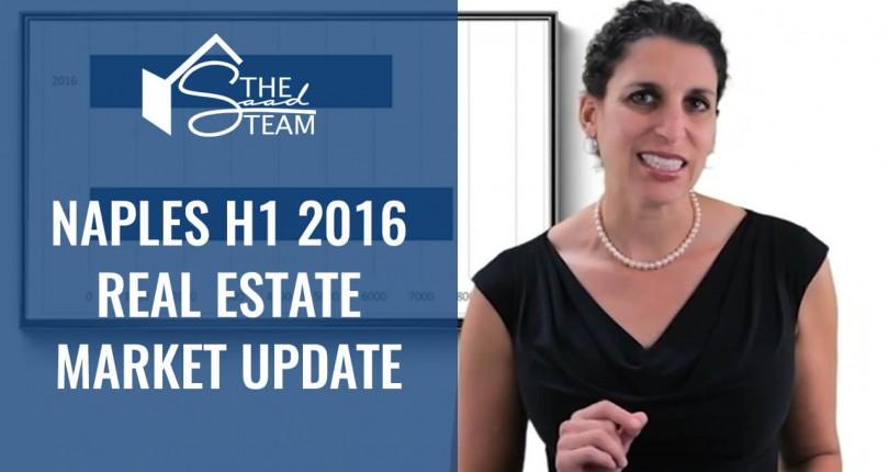 Naples H1 2016 Real Estate Market Update