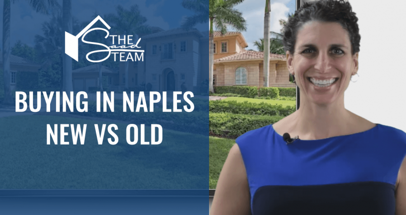 Buying in Naples: New vs. Old