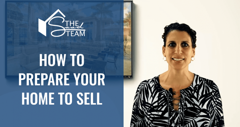 What should I do to get my home ready to sell?