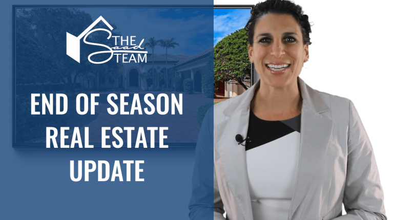 What is the Naples real estate market doing right now?
