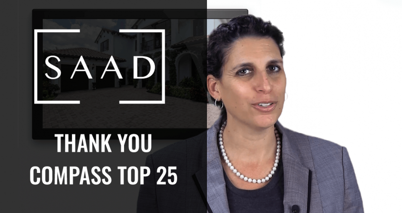 Thank You! COMPASS Top 25 List