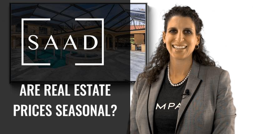 Is the Southwest Florida Real Estate Market Seasonal?
