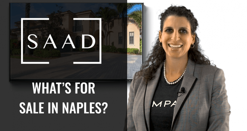 What is for Sale in Naples?