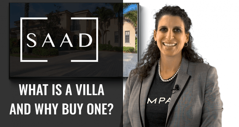 Villa Life is Simpler in Naples FL